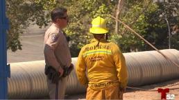 Muere trabajador de construcción en Pomona