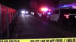 Policía busca a un hombre en relación con tiroteo mortal