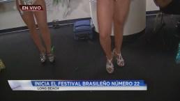 Inicia festival brasileño en Long Beach