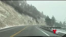 Sur de California bajo advertencia por el frio
