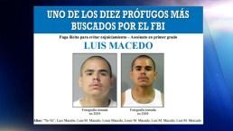 Los 10 fugitivos más buscados por el FBI