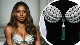 Victoria's Secret: Brassier de $3 millones y su ángel elegido