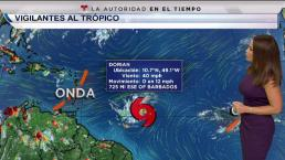 Todo lo que necesitas saber sobre la tormenta tropical Dorian
