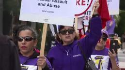 Trabajadores denuncian abusos y acoso sexual