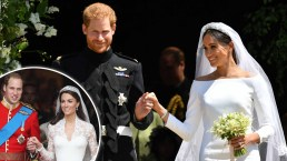 Más cara que la del futuro rey: lo que costó la boda de Harry y Meghan
