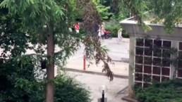 Reportan tiroteo en centro comercial de Alemania