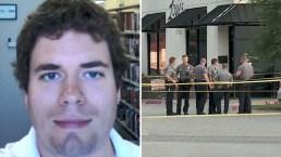 Policía: autor de tiroteo dijo veía al diablo en su TV