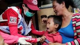 Lucha contra el sarampión: decenas de muertos en las Filipinas