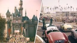 Una mirada al pasado: Recorriendo Disneyland el día de su inauguración