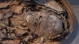 """Egipto: un tac """"resucita"""" seis momias faraónicas"""