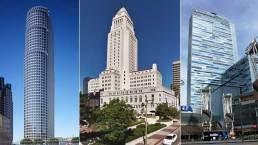 Edificios fabulosos de Los Ángeles