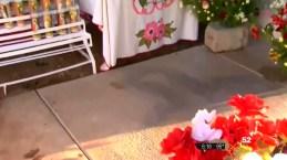 Supuesta imagen de Virgen aparece en Bakersfield