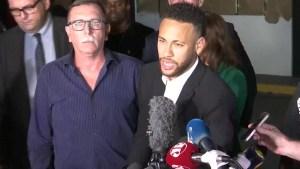 """Neymar: """"La verdad aparece tarde o temprano"""""""