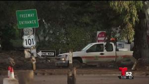 Afectados en Montecito se recuperan poco a poco