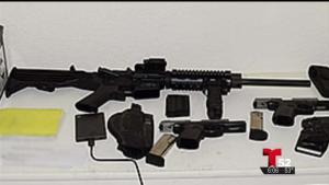 Arrestan sospechoso de amenazar con disparar en Norco