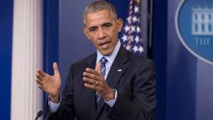 Obama defiende su legado en carta de despedida