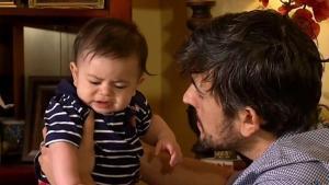Se robaron la identidad de su bebé