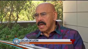 El ritual de Oscar D'León
