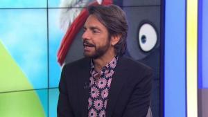 Eugenio Derbez de visita en Acceso Total