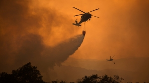 "Brown: Incendios en California ""son ahora lo normal"""