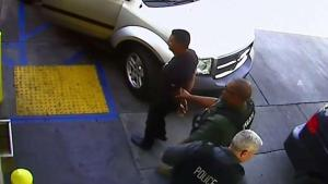 Video muestra momento cuando ICE arresta a inmigrante