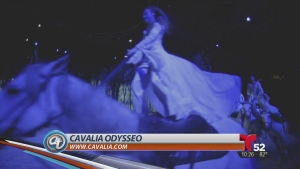 Cavalia Odysseo llega al sur de California