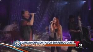 El camino de Carla Morrison