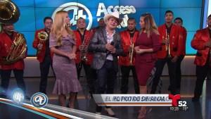 """El Potro de Sinaloa se encuentra muy """"solicitado"""""""
