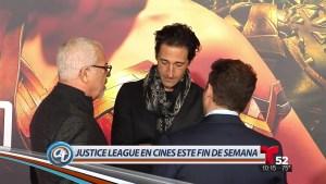 """Gran estreno de """"La liga de la justicia"""""""