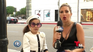 """Chiquibaby de paseo con """"The Royal Twins"""""""