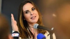 """Kate del Castillo cree que siempre la asociarán con """"El Chapo"""" Guzmán"""