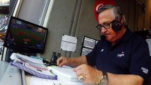 Una leyenda entre los fanáticos latinos de los Dodgers