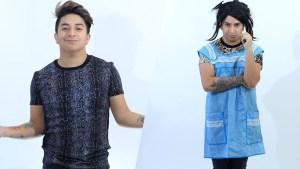 Comediante mexicano halla la fama imitando a su mamá