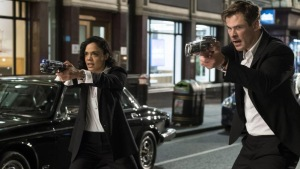 """Secuelas de """"Men in Black"""" y """"Shaft"""" se enfrentan en los cines"""