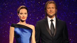 Museo de Hollywood separa a Angelina Jolie y Brad Pitt