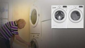 Pareja se desespera después de comprar máquinas de lavar