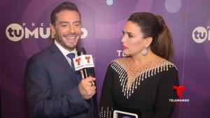 """Protagonistas de """"La Fan"""" resaltan la pasión de los hispanos"""