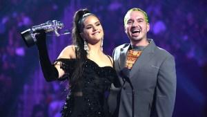 J Balvin y Rosalía ganan el MTV Video Music Award
