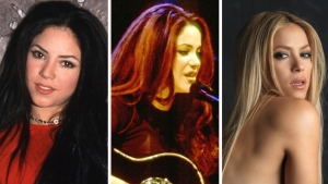 Shakira, sexy y camaleónica