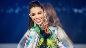 Thalía Olvino es coronada Miss Venezuela 2019