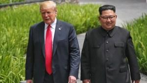 Kim habría aceptado invitación para visitar EEUU