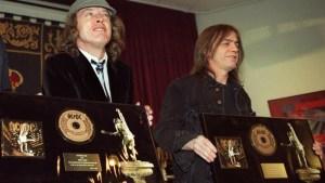 Muertes recientes de famosos: Malcom Young de AC/DC