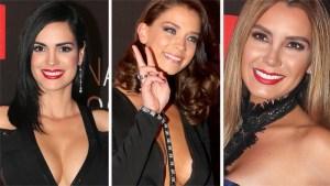 Los looks más sexys en alfombra roja de Telemundo