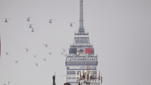 Sismos en México: Torre Latino, símbolo de resistencia