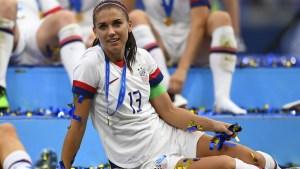 La reinas del Mundial Femenino de la FIFA Francia 2019