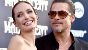 Angelina Jolie y Brad Pitt: del amor al divorcio