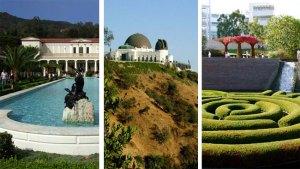 Parques de encanto en Los Ángeles y alrededores