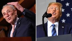 Le exigen a Trump fondos del muro para combatir los tiroteos