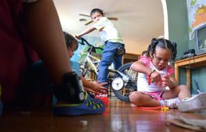 Crisis de menores migrantes se trasladó al sur