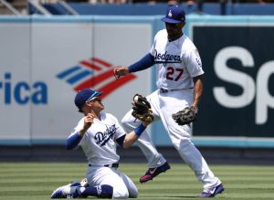 Jonrón de Calhoun da triunfo a Angelinos 5-4 sobre Dodgers